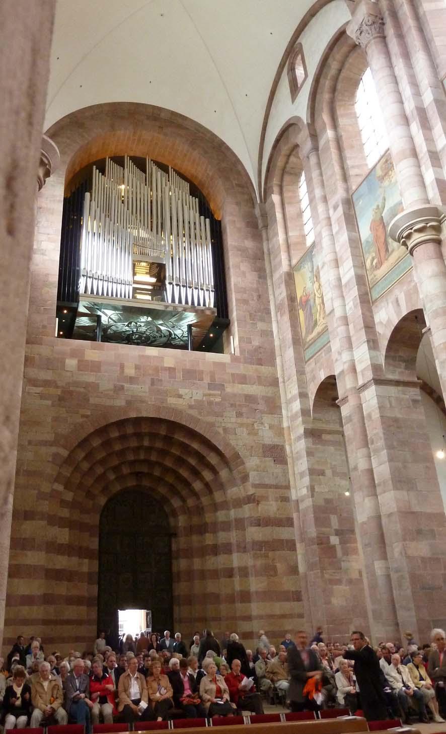 Dom zu Speyer _____